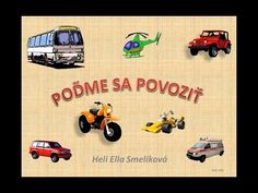 Slovak Language, My Roots, Bratislava, Transportation, Homeschool, Toys, Children, Youtube, Google