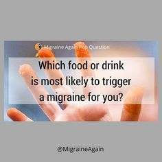 Bananas, Red Wine or Doritos? Our ‪#‎food‬ and ‪#‎drink‬ triggers are a very personal thing. What's most likely to trigger a ‪‎migraine‬ in you? More:http://bit.ly/MigraineFoodTriggers