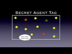 Physical Education Games - Secret Agent Tag