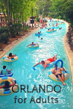 Orlando isn't only for kids. From Gatorland to indoor skydiving and more, there are tons of fun things to do for adults in Orlando, Florida. Orlando Travel, Orlando Resorts, Orlando Vacation, Florida Vacation, Florida Travel, Florida Beaches, Vacation Spots, Travel Usa, Attractions In Orlando Florida