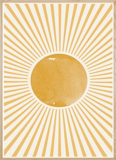 Sunshine Yellow Art Art Print by prints_miuus_studio Collage Mural, Photo Wall Collage, Picture Wall, Yellow Art, Mellow Yellow, Aesthetic Iphone Wallpaper, Aesthetic Wallpapers, Art Jaune, Collage Des Photos