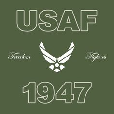 US Air Force - USAF 1947- The Beggining of The United States Air Force!