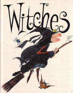 Witches by Colin and Jacqui Hawkins