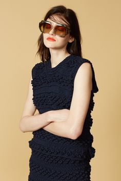 Orley - Resort 2016 - Look 1 of 21. I am really loving the sunglasses.
