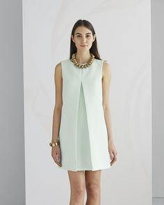 Serena & Lily's new clothing line. In love with the Edie Trapeze Dress.