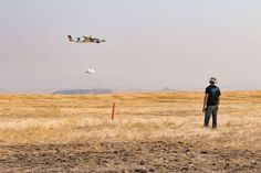 Alphabet and chipotle testing drone delivery of burritos at Virginia Tech