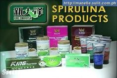 buy SPIRULINA, THE MOST effective nutritional supplement.