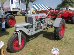 Silver King tractor 345 - Google Search
