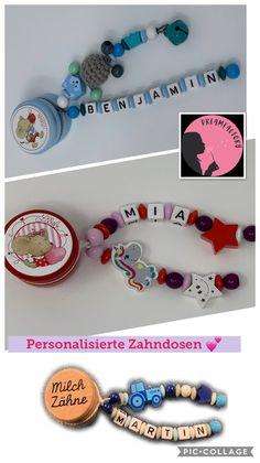 Supersüße personalisierbare Zahndosen handmade with Love von der Zahnfee 💕😊  www.dream-factory.at  #zahndose #milchzahndose #milchzähne #zahnfee #sammelspaß #erstezahnlücke #handmade #personalisierbar #geschenksidee