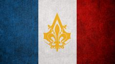 Assassin's Creed: Flag of the French Bureau by okiir.deviantart.com on @DeviantArt