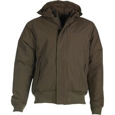 Buy Dickies Mens Cornwell Hooded Insulated Jacket Grape Leaf for £17.99