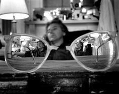 My Broken Glasses and Me : Abelardo Morell