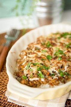 Curry Doria (Rice Gratin) | Easy Japanese Recipes at JustOneCookbook.com