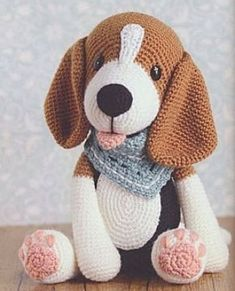 100 Amigurumi Crochet Dogs Patterns - Amigurumi World Amigurumi knitting toy dog models, all pretty nice toy dog models knitting recipes are waiting for you. Beagle - My WordPress Website In this article we will introduce you the best models of amigurumi