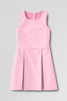 Girls' Pincord Jumper from Lands' End