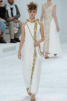 Chanel, Haute Couture, Fall-Winter 2014-2015 #fashion #chanel