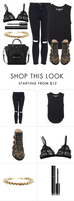 """""""Kendall and kylie inspired for a house party"""" by kataia-stephen ❤ liked on Polyvore featuring Topshop, Raquel Allegra, Chloé, ASOS and Chanel"""