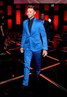 Justin Timberlake at the 2015 iHeartRadio Music Awards - Innovator Award