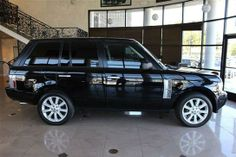 2008 Land Rover Range Rover Supercharged $35,888