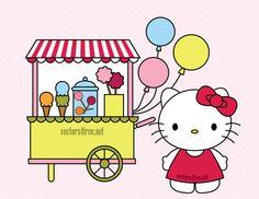 Hello Kitty Vector