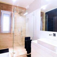 minimalistische Badezimmer von AS Design Wnętrza