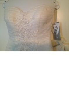 Oleg Cassini 14020049 | PreOwnedWeddingDresses.com FOR SALE!!! (09/04/2014)