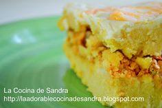 La Cocina de Sandra: PASTELÓN DE HARINA DE MAIZ