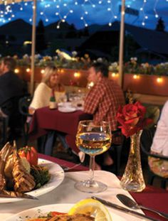 Exceptional Wood River Fine Dining Guide   The Sawtooth Club   Sun Valley Magazine    Your Restaurant
