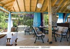 Resort Garden Table Stock Photos, Images, & Pictures | Shutterstock