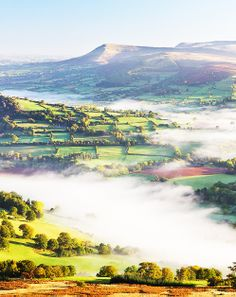 Brecon Beacons National Park, Ystradgynlais, Powys, UK