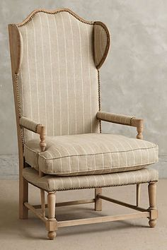 Clarence Wingback Chair