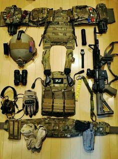 Operator Load Out