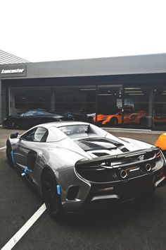 "luxeware: "" Mclaren dealership """
