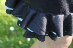machwerk: Manipulating Fabric: Volants