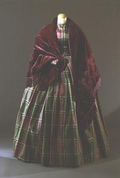 Dress, 1850