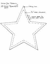 Primitive Star Template  Google Search  Food    Star