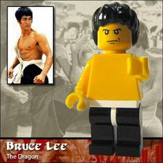 Bricklink is the world's largest online marketplace to buy and sell LEGO parts, Minifigs and sets, both new or used. Search the complete LEGO catalog & Create your own Bricklink store. Bruce Lee, Legos, Lego Boards, Lego People, Little Panda, Lego Toys, Lego Projects, Custom Lego, Cool Lego