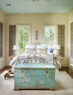 Curious Details: Recent Styling Work In Country Living Magazine | Photograph by Annie Schlechter - love these colors!