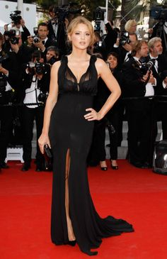 Virginie Efira Cannes Film Festival Day Ten & Eleven | Red Carpet PHOTOS | Styleite