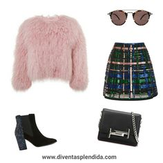 Outfit   #peliccia  #stivaletti   Segui     www.diventasplendida.com