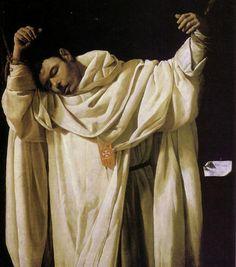 Francisco de Zurbaran, Saint Serapion 1628