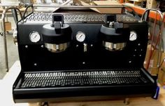 Two Group Synesso Hydra espresso machine
