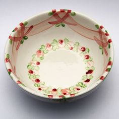 """ALLE SCHÜSSELN """"Arrosa-Berdea"""" Serving Bowls, Plates, Tableware, Licence Plates, Dishes, Dinnerware, Plate, Dish, Mixing Bowls"""