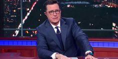 Stephen Colbert Slams Donald Trump's 'Bureau of Obvious Nepotism'   The Huffington Post