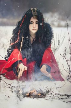 """""""You were born with powerful magic in your veins  ~ A knowing in your soul ~ Fires of ancient wisdom in your heart ~ Know that it burns there always."""" ~Ara / The goddess circle FB"""