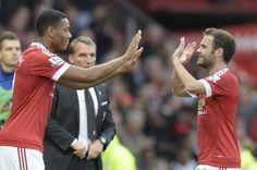 Le sublime premier but d'Anthony Martial avec Manchester United - SudOuest.fr
