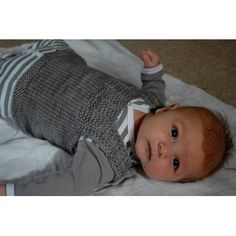 A light, vintage inspired modern baby vest. The light fabric keeps baby warm, whilst being soft and stretchy so it can easily be pulled over baby's head without discomfort.Looking for more sizes? Tiny Trees Vest is now available in sizes newborn to 3 years. The matching hat pattern is available here: http://www.loveknitting.com/tiny-trees-hat-knitting-pattern-by-kylie-batesKnit in thick 8ply or light worsted, the looser gauge and straightforward design make for a quick knit, a perfect last…