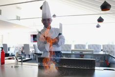 Hibachi Table | Restaurant Startups - Start Your Own - Cookeryaki Restaurant Layout, Opening A Restaurant, Grill Restaurant, Hibachi Shrimp, Hibachi Steak, Deep Fried Shrimp, Grilled Shrimp, Garlic Butter For Bread, Filet Mignon