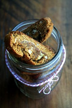 Gingerbread Biscotti And A Few Favorite Holiday Recipes