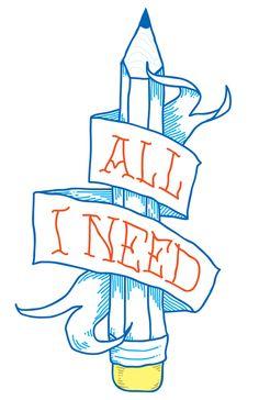 All I need Art Print
